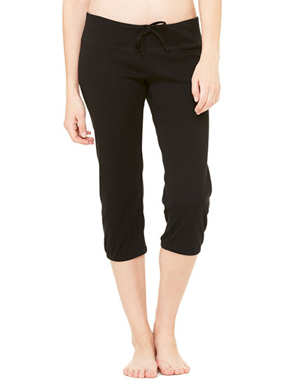 Women`s Capri Scrunch Pant