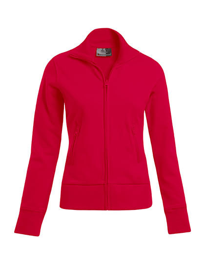 Women`s Jacket Stand-Up Collar