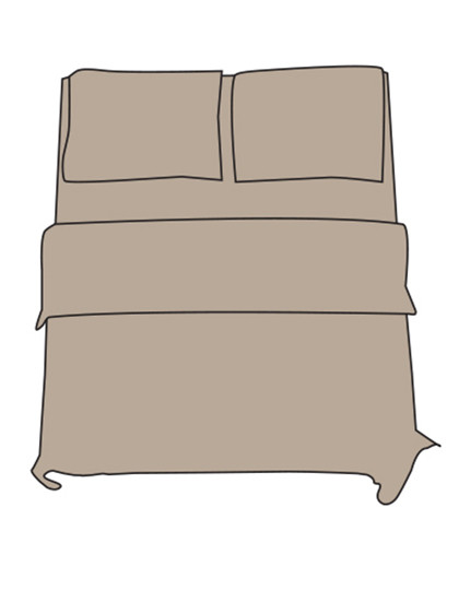 Fitted Sheet - Double XL