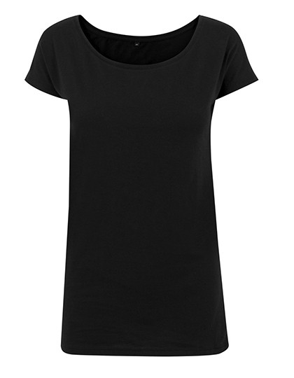 Ladies` Wideneck Tee