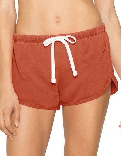 Women`s French Terry Running Shorts