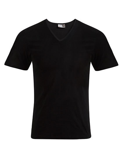 Men`s Slim Fit V-Neck-T