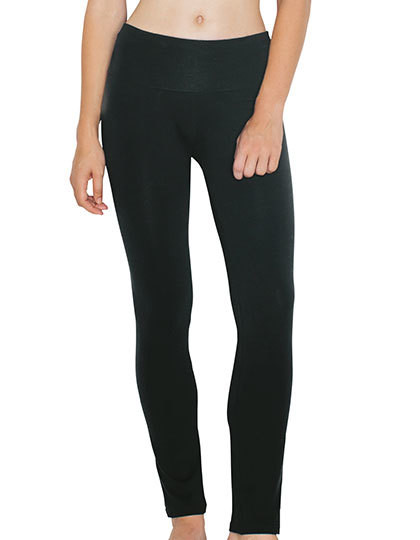 Women`s Jersey Straight Leg Yoga Pants