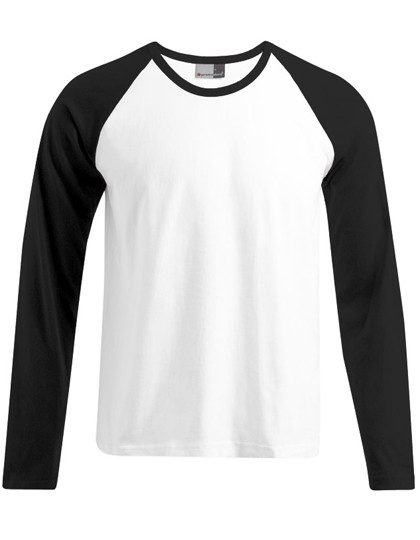 Men`s Baseball-T Longsleeve