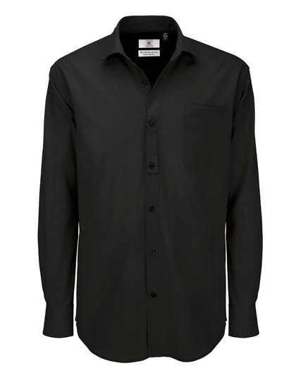 Poplin Shirt Heritage Long Sleeve / Men