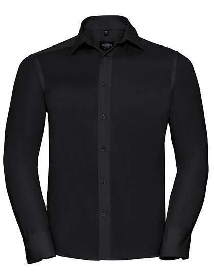 Men`s Long Sleeve Tailored Ultimate Non-Iron Shirt